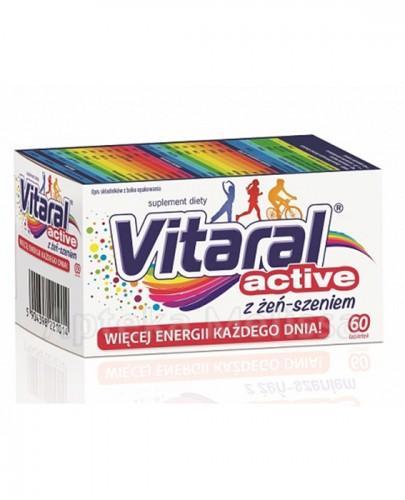 Vitaral Active * 60tabl. D