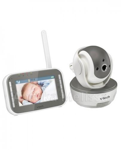 VTECH Cyfrowa niania elektroniczna z kamerką i monitorkiem BM4500 - 1 szt.