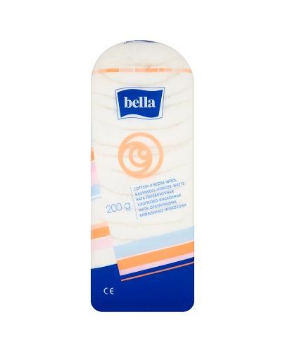 BELLA Wata opatrunkowa bawełniano-wiskozowa - 200 g - Apteka internetowa Melissa