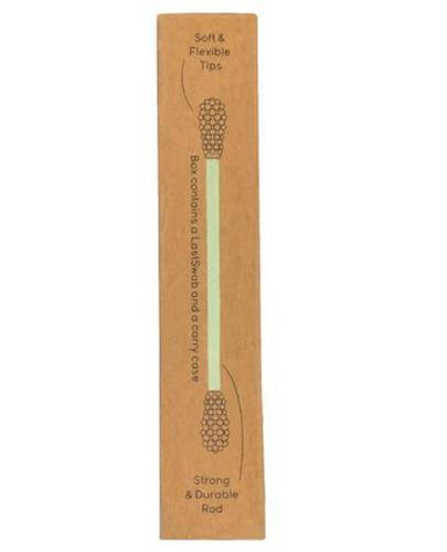 Wielorazowy patyczek higieniczny lastswab basic kolor zielony - 1 szt. - cena, opinie, wskazania - Drogeria Melissa