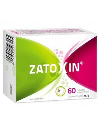 ZATOXIN - 60 tabl. - Drogeria Melissa