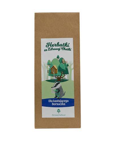 ZDROWA CHATKA Herbatka dla kasłającego borsuczka - 30 g - Apteka internetowa Melissa