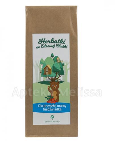 ZDROWA CHATKA Herbatka dla przyszłej mamy niedźwiadka - 30 g - Apteka internetowa Melissa
