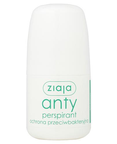 ZIAJA Anty-perspirant ochrona przeciwbakteryjna - 60 ml - Drogeria Melissa