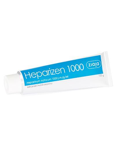 ZIAJA HEPARIZEN 1000 - 100 g