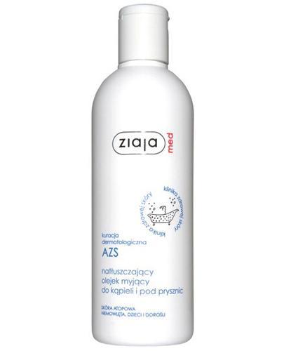 ZIAJA MED Kuracja dermatologiczna AZS Natłuszczający olejek myjący - 270 ml - Drogeria Melissa