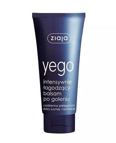 ZIAJA YEGO Intensywnie łagodzący balsam po goleniu - 75 ml - Apteka internetowa Melissa