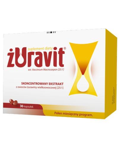 ŻURAVIT - 36 kaps.